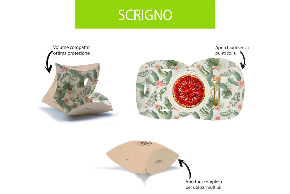 Packaging Scrigno